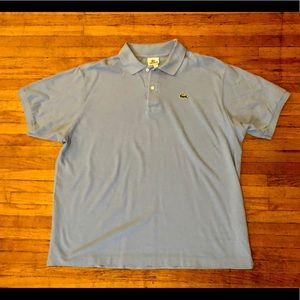 Lacoste Pique Polo, French 8 (US 2XL)
